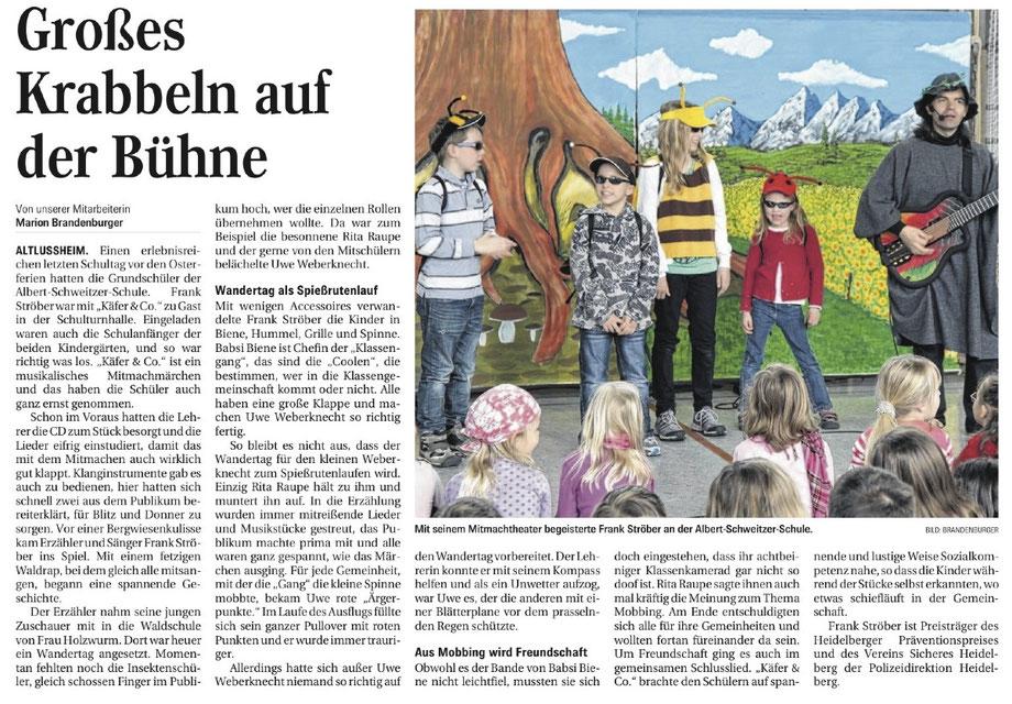 Schwetzinger Zeitung