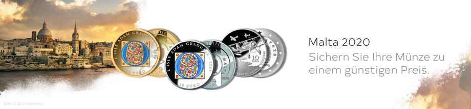 euromünzen gedenkmünzen sammlermünzen malta goldmünzen silbermünzen gedenkmünzen 2euro münzen