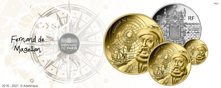 monnaie de paris euro frankreich 2021 washington george gold silber  münzen kaufen adelshaus