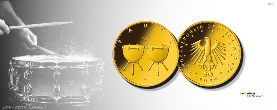 Musikinstrumenten - Orchesterhorn 2020 Gold