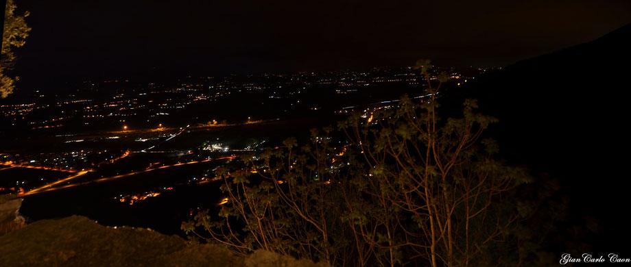 Notturno sulla Valle