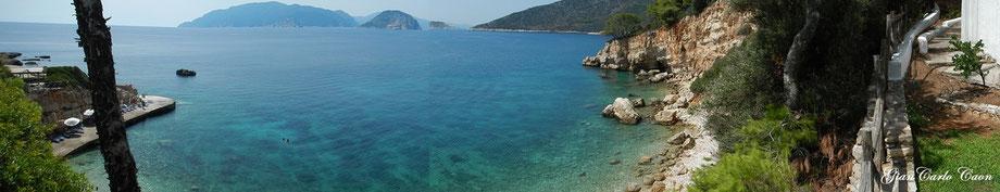 Una delle spiagge di Alonissos