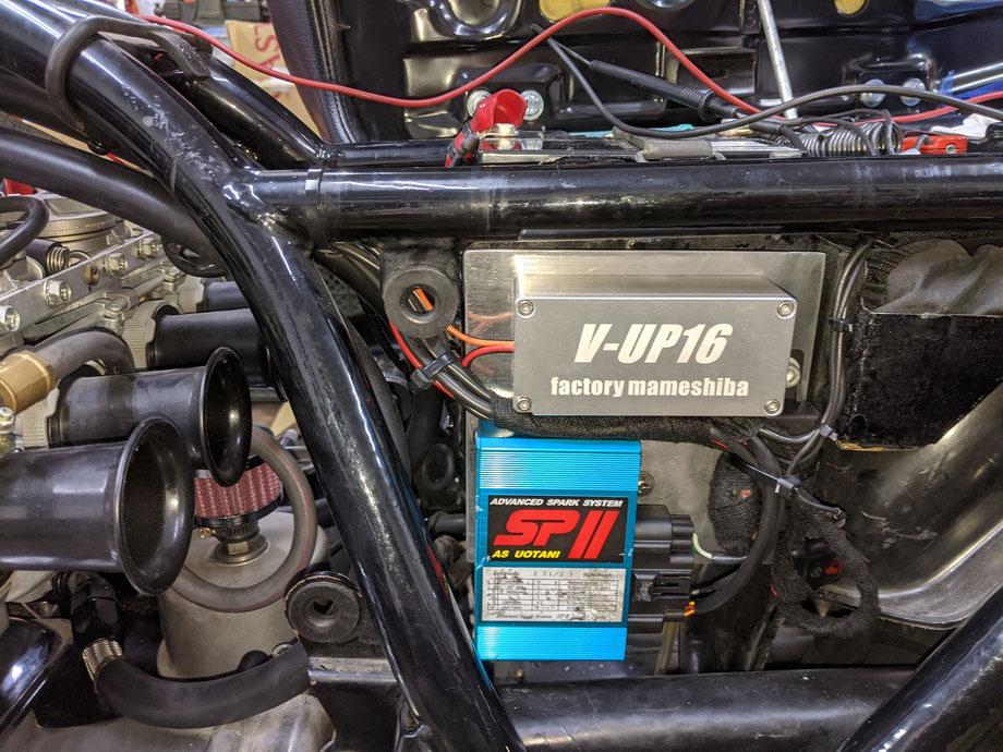 Z2 改 チューニング 昇圧回路