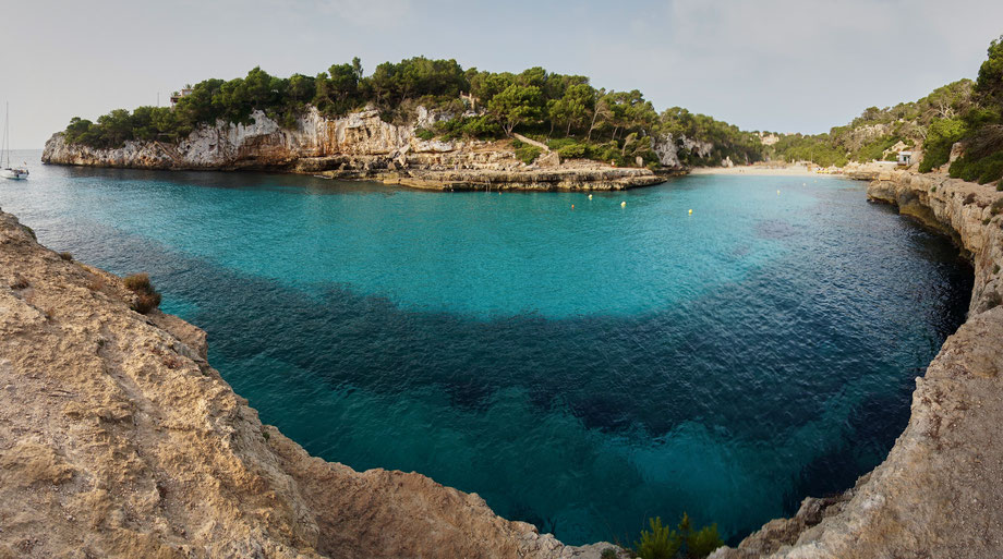 Fotospot Mallorca Cala Llombrads Bucht fotografiert