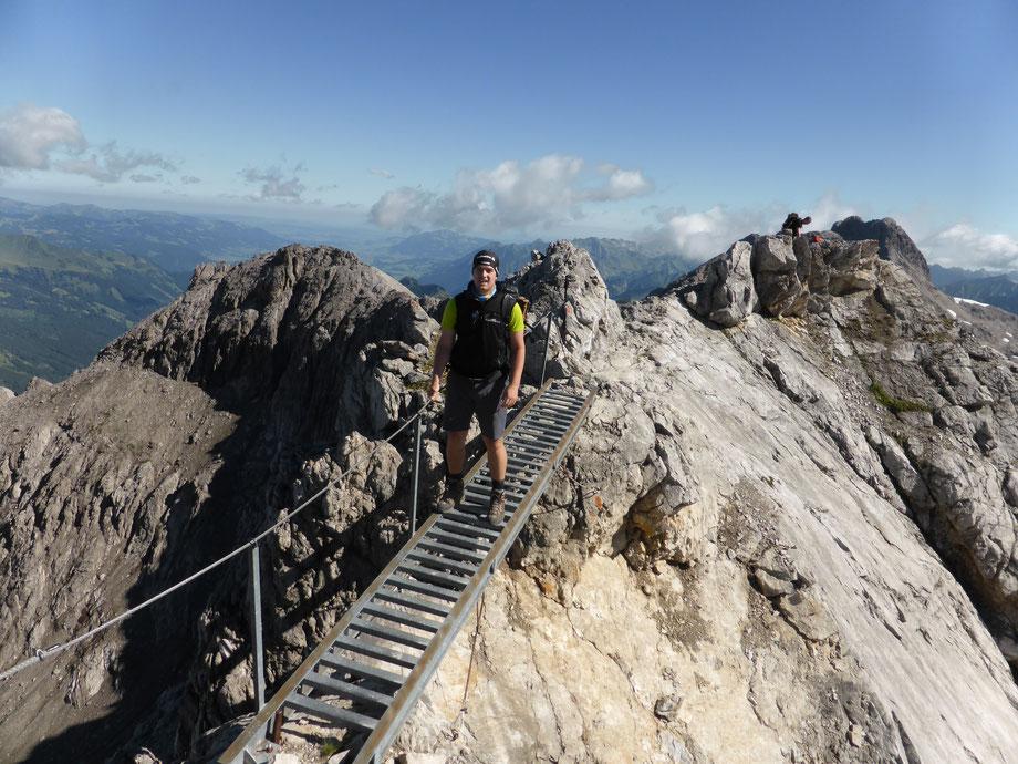 Klettersteigset Heilbronner Weg : Die allgäuer berge beheimaten den heilbronner weg seconds