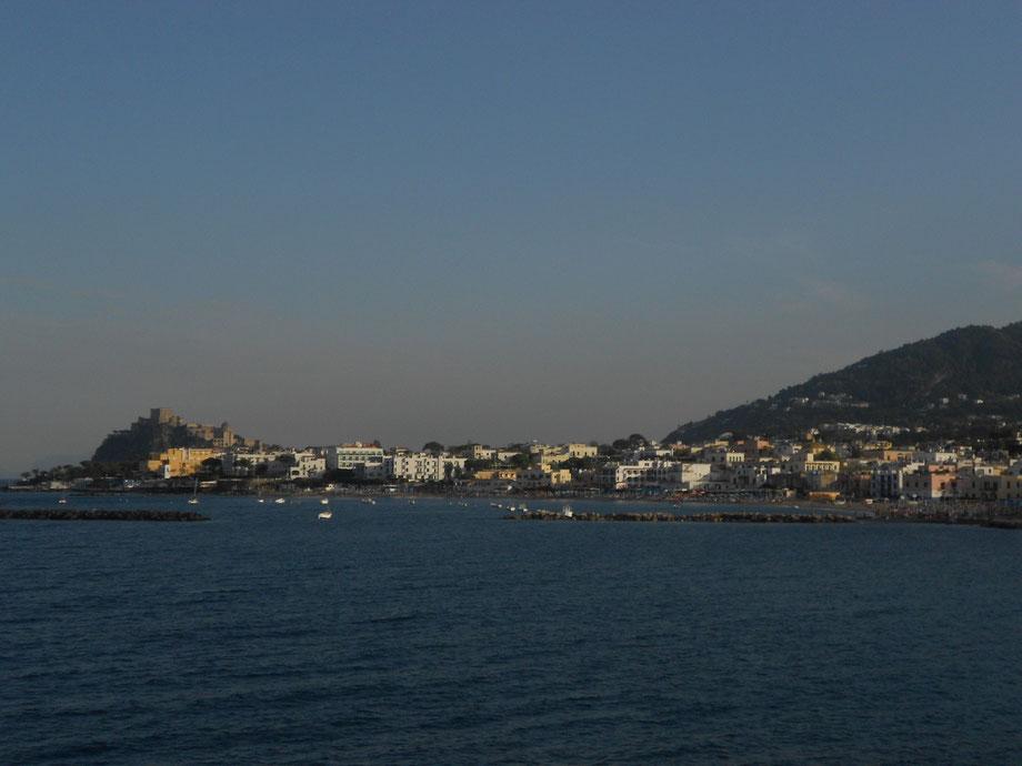 Ischia ferien hotel