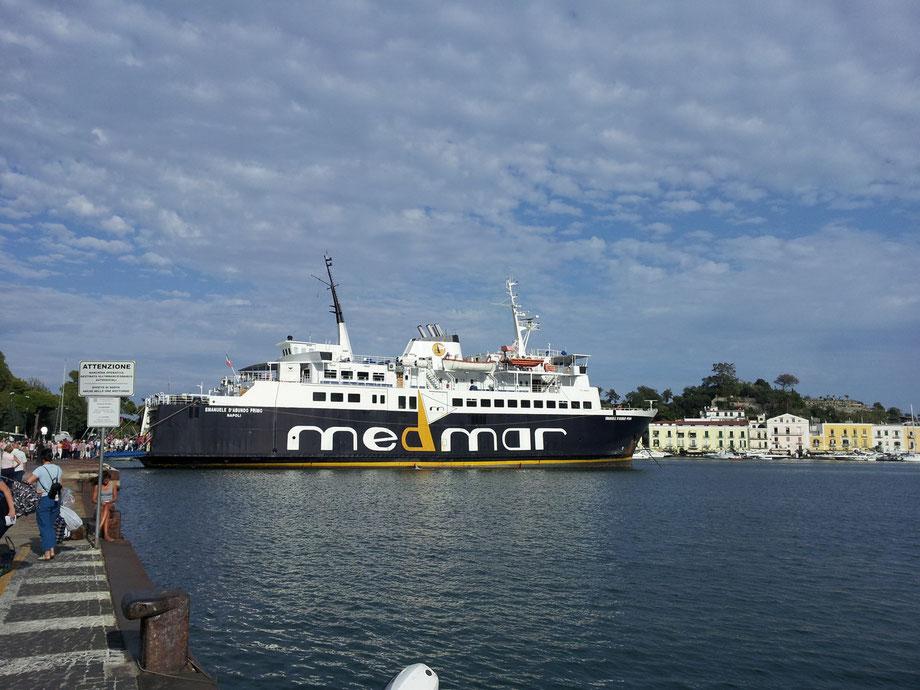 Hotel Hafen Ischia