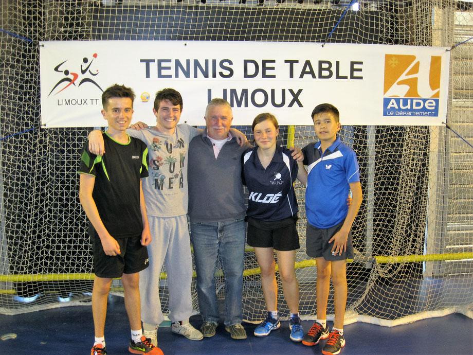 Finale par classement 22-05-16 à Limoux
