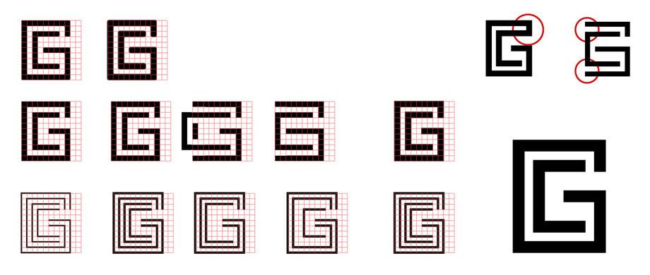 Gilcom GmbH Bern: Entwicklung Corporate Design: Schrift- und Bildzeichen, designed by Lockedesign, Burgdorf bei Bern