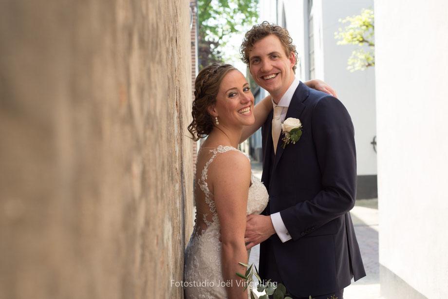 trouwreportage, vischpoortbrug, bruiloft, fotograaf