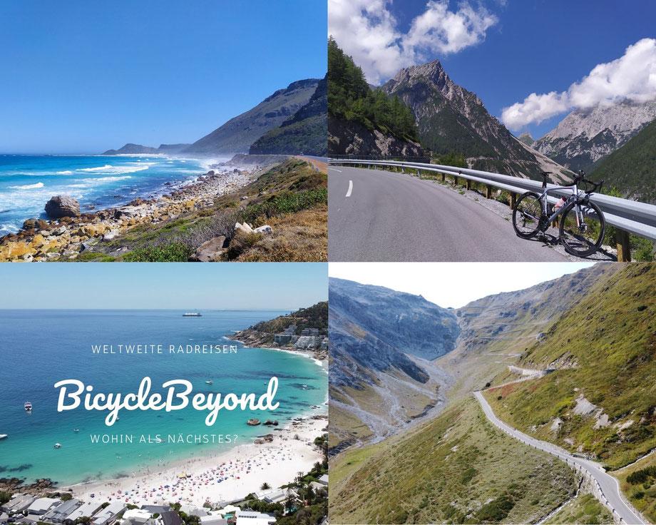 Weltweite Radreisen mit BicycleBeyond