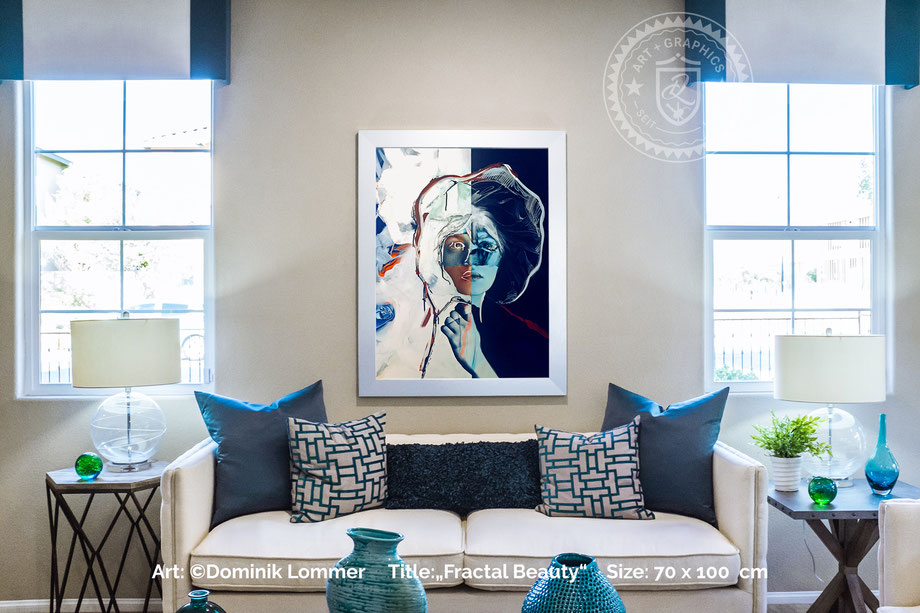 acryl-bilder-gemaelde-hochformat-classic-romantic-bohemian-style-surreal-kunst-bilder-blau-fractal-beauty