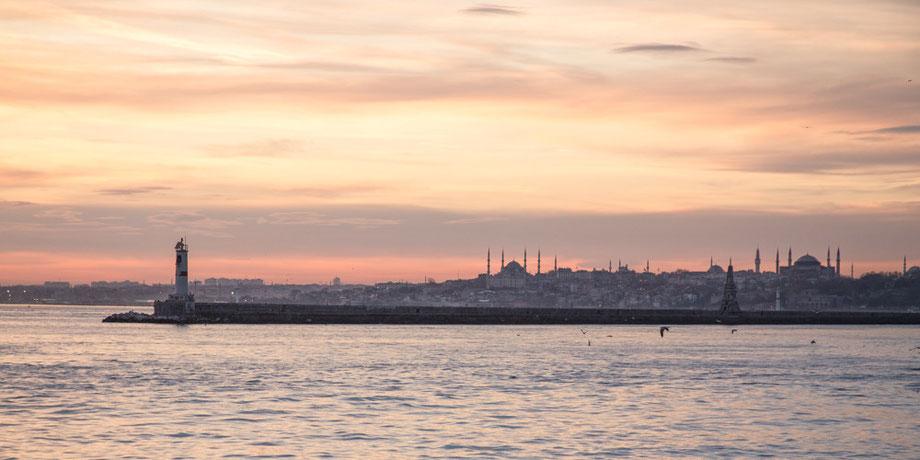 Istanbul - Kitsch (Copyright Martin Schmidt, Fotograf für Schwarz-Weiß Fine-Art Architektur- und Landschaftsfotografie aus Nürnberg)