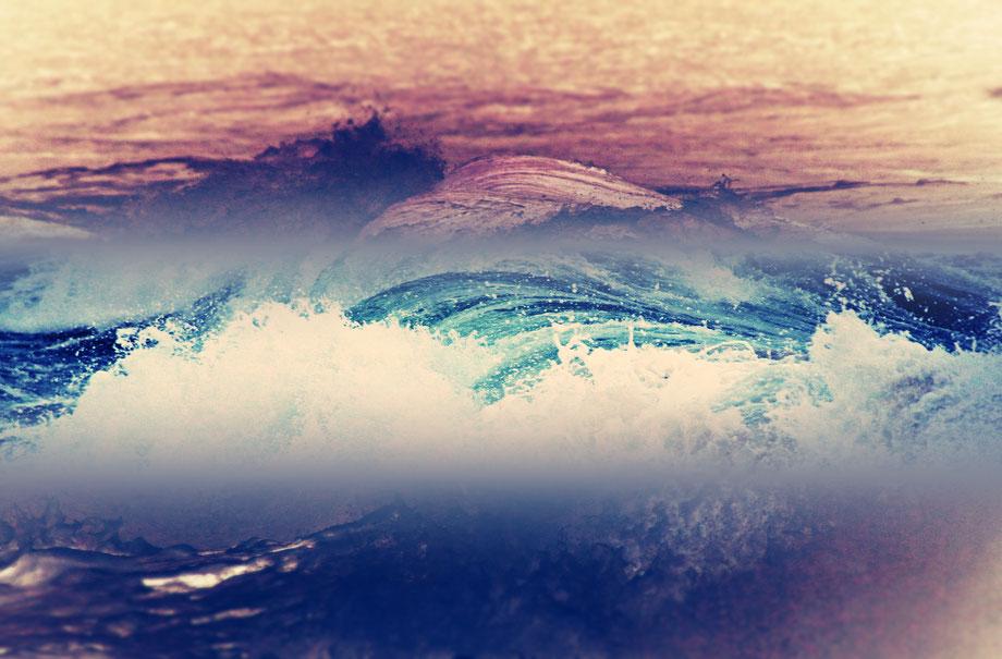 magic of waves I