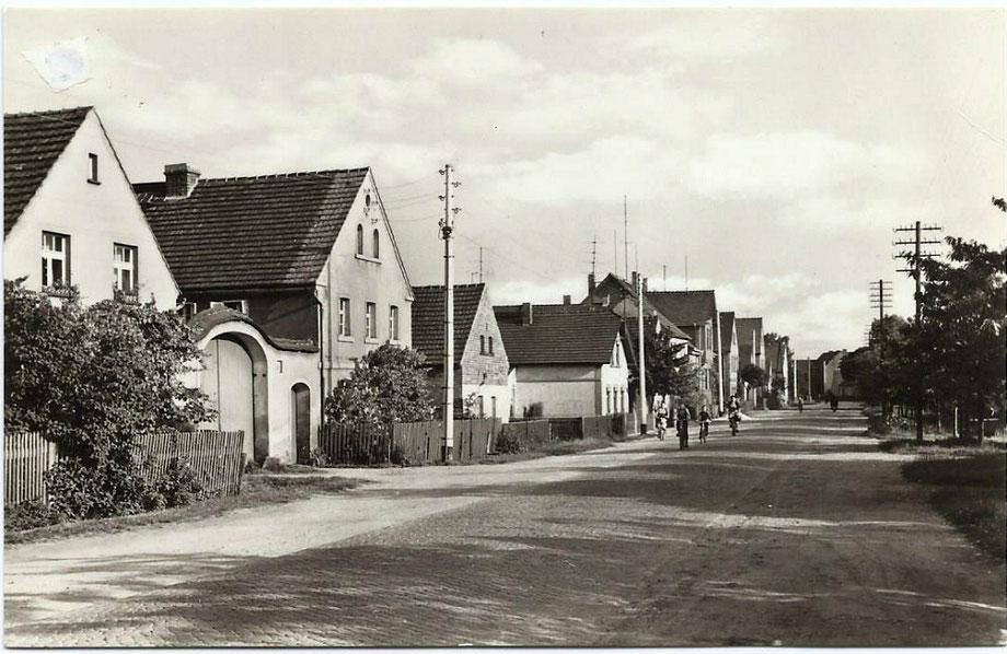 Schwarzkollm alte Ansichtskarte Bild: Susann Wuschko
