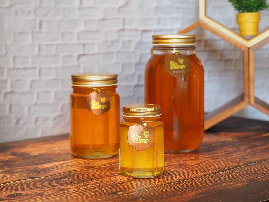 やさしく上品な薫りと繊細な味わいの蜂蜜,イタリア産純粋蜂蜜,アカシアはちみつ,Bee Honey,はちみつオンライン通販ビーハニー
