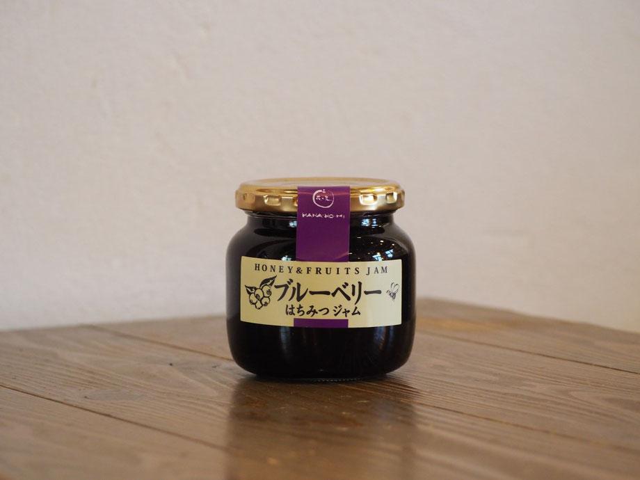 精製蜂蜜,ブルーベリー蜂蜜ジャム,はちみつオンライン通販Bee Honeyビーハニー,はなのみ