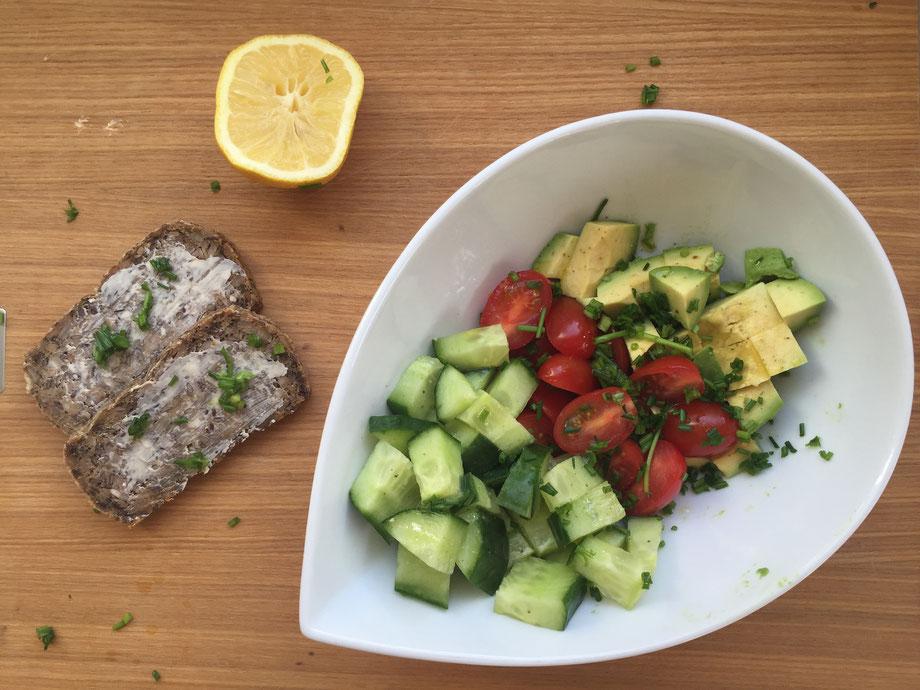 schnelle gesunde Küche