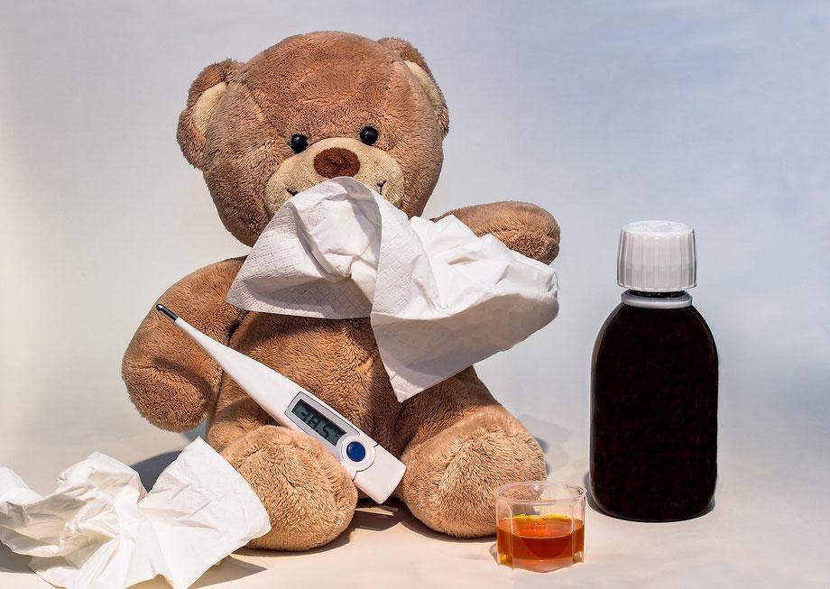 Infektabwehr