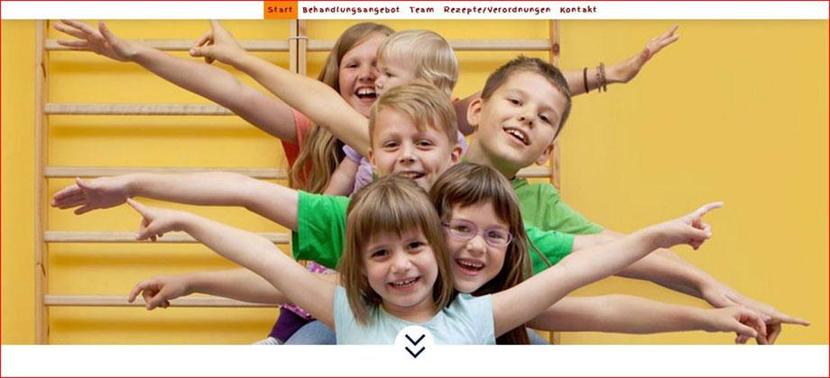 Monika Dannhorn Ergotherapie & Kindesentwicklung - Referenz Homepages Webdesign - webics thomas drechsel isc Oberfranken | Bayreuth | Kulmbach | Bamberg