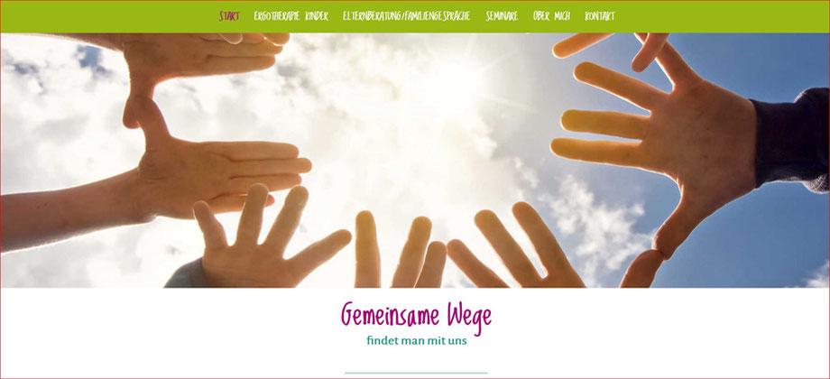 Heilpraktikerpraxis Monika Dannhorn  - Referenz Homepages Webdesign - webics thomas drechsel isc Oberfranken | Bayreuth | Kulmbach | Bamberg