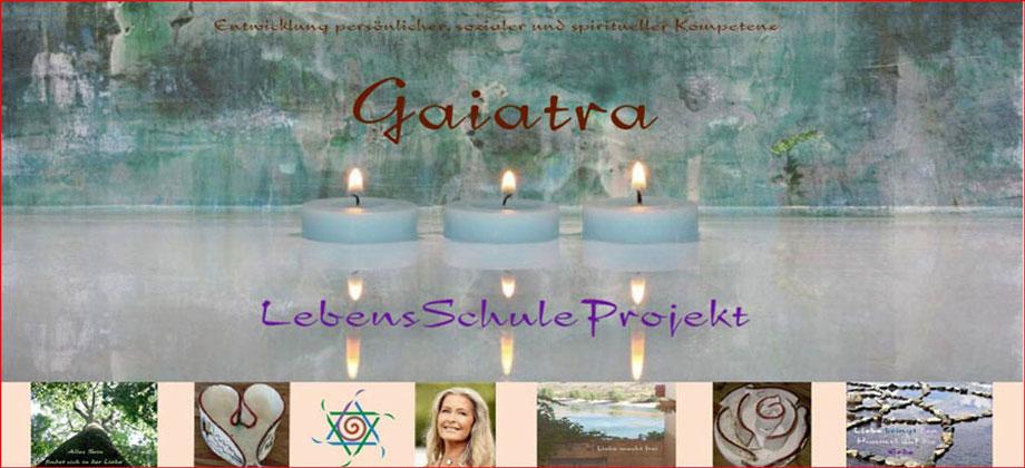 Gaiatra Rosina Heumann - LebensSchuleProjekt - Referenz Homepages Webdesign - webics thomas drechsel isc Oberfranken | Bayreuth | Kulmbach | Bamberg