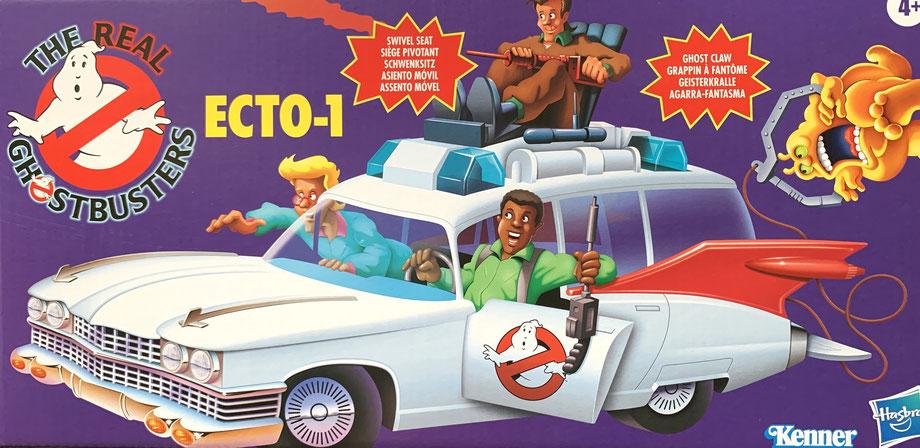 ECTO-1 The Real Ghostbusters Kenner Classics Fahrzeug Hasbro