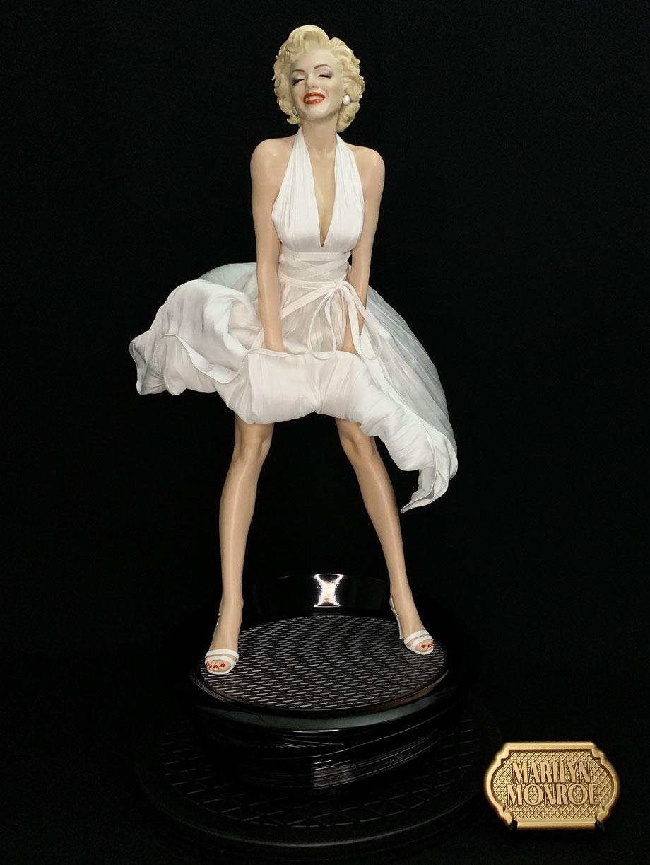 Marilyn Monroe 1/4 Superb Scale Hybrid Statue 46cm Blitzway