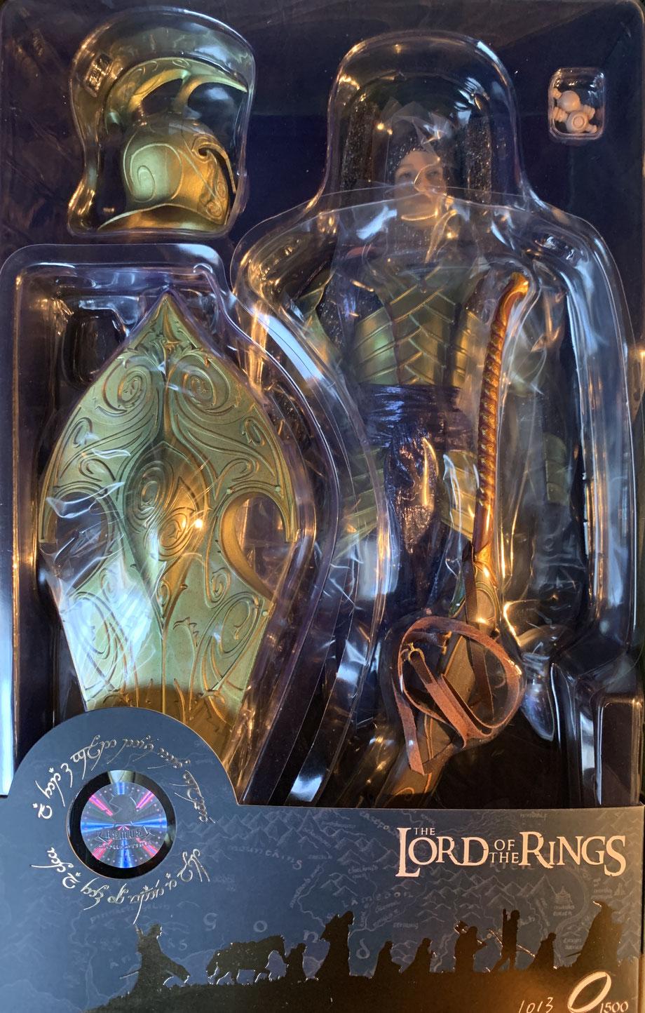 Galadriel 1/6 Herr der Ringe Actionfigur LotR 28cm Asmus Toys
