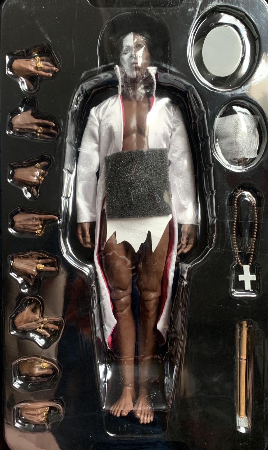 Baron Samedi 1/6 James Bond Leben und sterben lassen Collector Figure Series 30cm Actionfigur Big Chief Studios