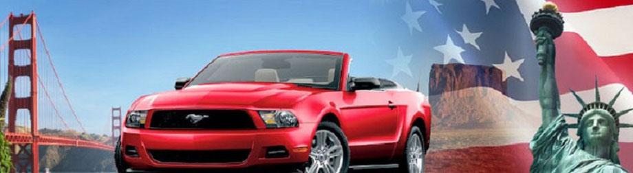 Rent a Car in Amerika hier günstige Mietwagen USA am Airport Miami New York Los Angeles Orlando Leihautos mit Versicherung unbegrenzte km buchen
