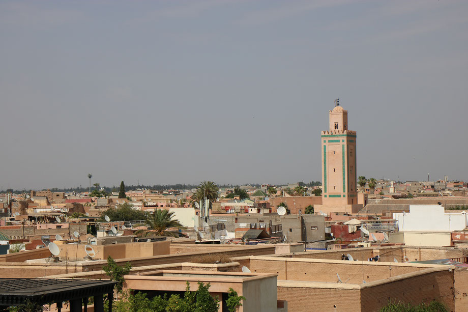 Médersa Ben-Youssef, Marrakech