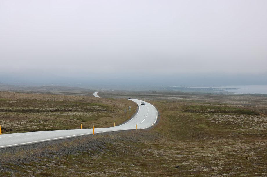 Thingvallavatn dans le Cercle d'Or en Islande