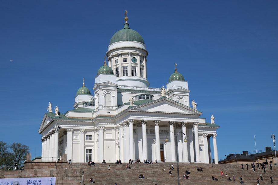 cathedrale lutherienne d'helsinki