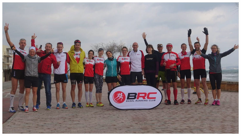 Trainingslager Basel Running Club auf Mallorca (Foto: Rainer Hauch)