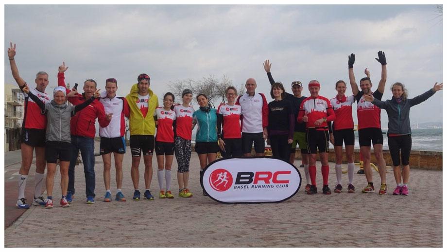 Trainingslager Basel Running Club auf Mallorca (Foto: Rainer Hauch)