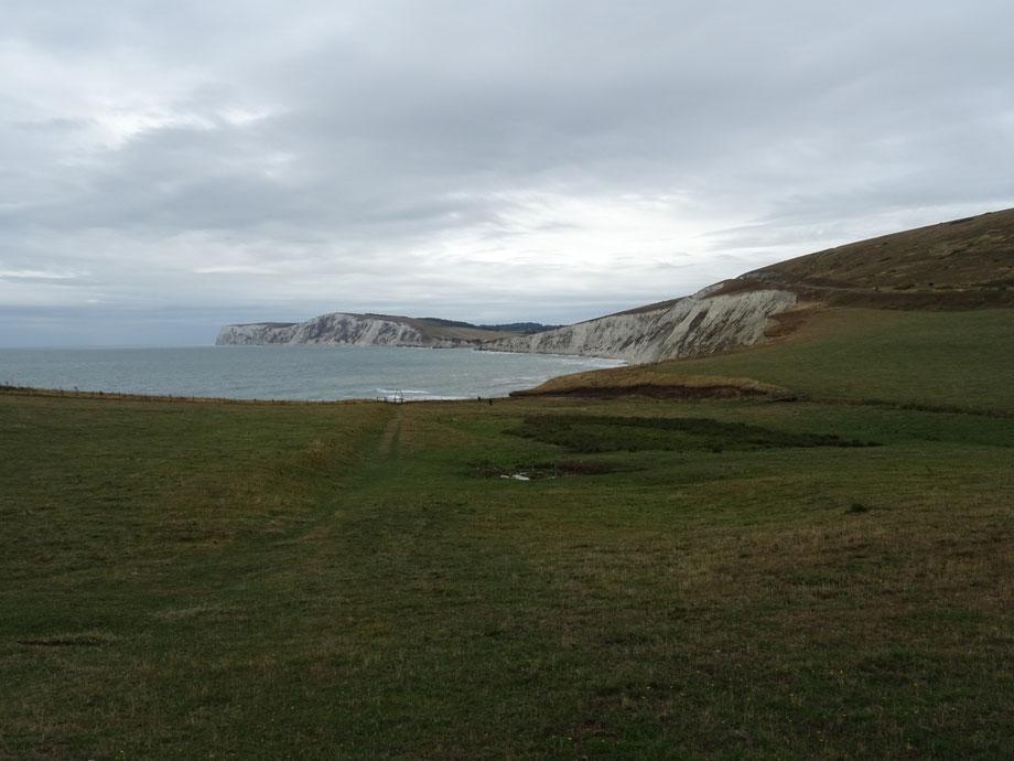 Uitzicht op Freshwater Bay