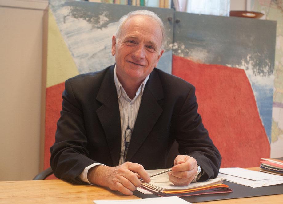Philippe Ospital, Directeur général des services du Parc naturel régional des Landes de Gascogne.