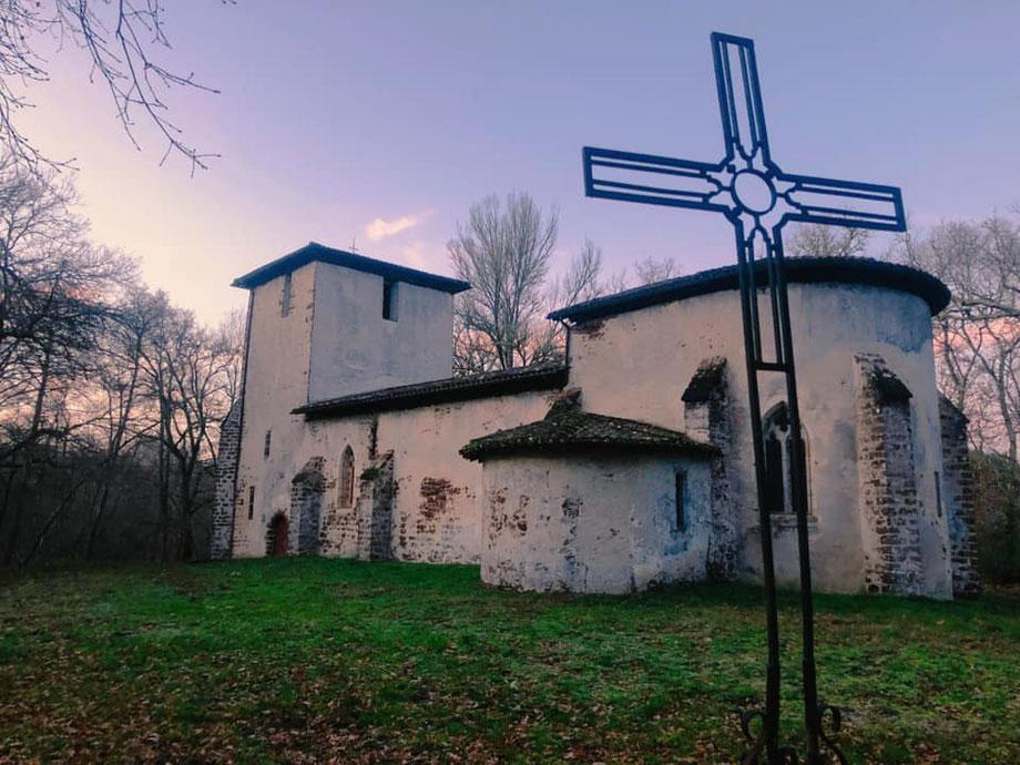 L'église du Vieux-Lugo semble être le lieu qui vous inspire le plus de peur.