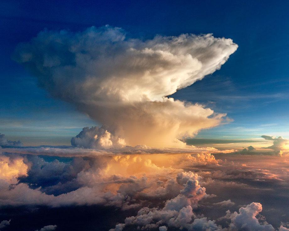 Wolken, clouds, Wolkenbilder, bernd wiesen