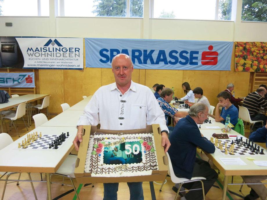 50 Jahre Martin