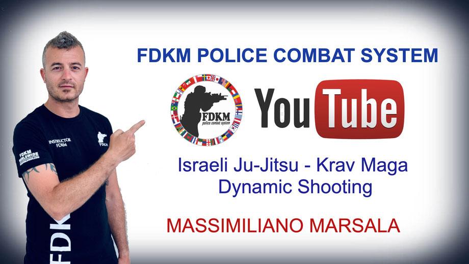 iscriviti al nostro canale FDKM you tube