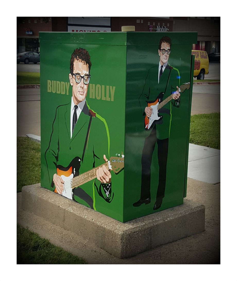 Streetworker Buddy Holly