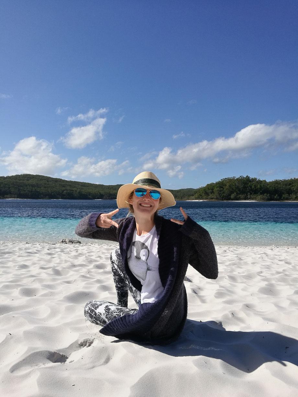 Lake Mc Kenzie, Fraser Island, Australien, Blog, Travel, Reisen Australien, Ostküste