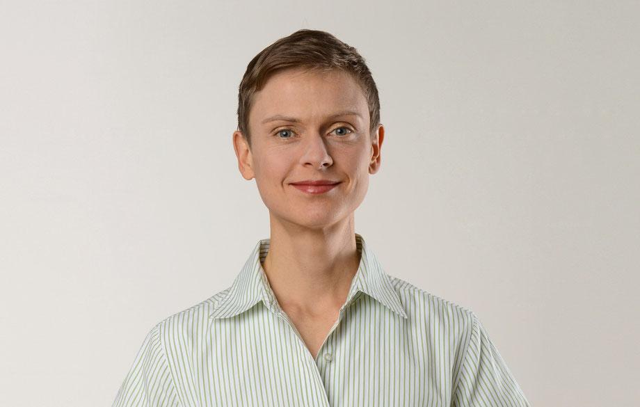 Coach Anne Hoffmann