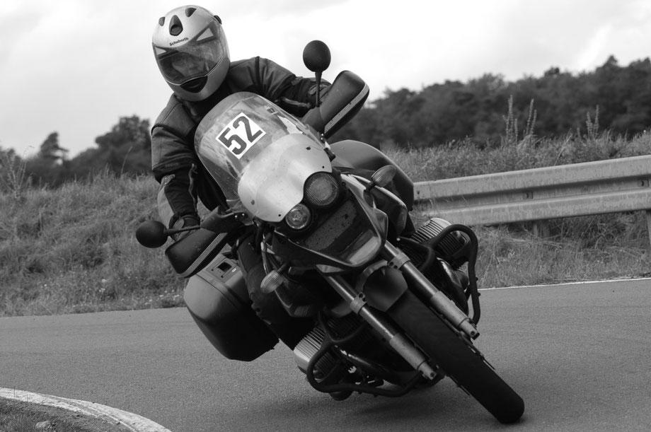 2008; Fahrdynamik-Training; MOTORRAD action team; Boxberg