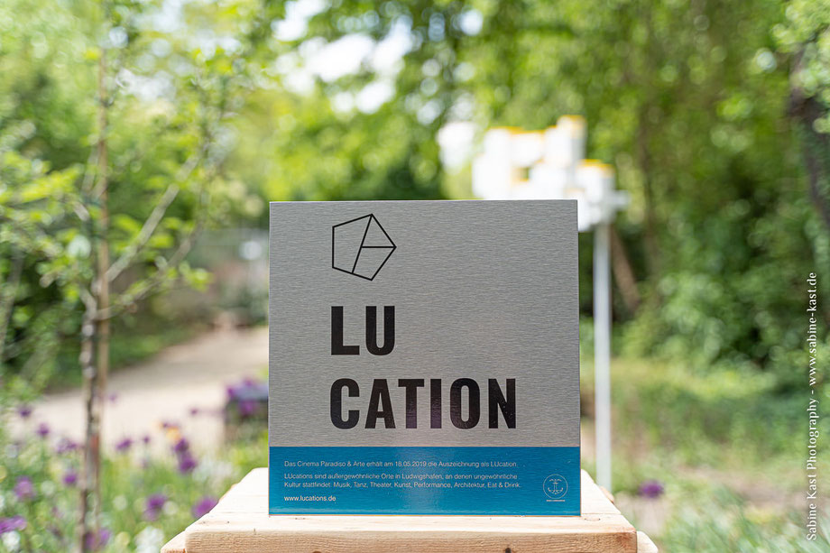 LUcation - Cinema Paradiso & Arte | seit 2019 | Foto: www.sabine-kast.de | lucations.de