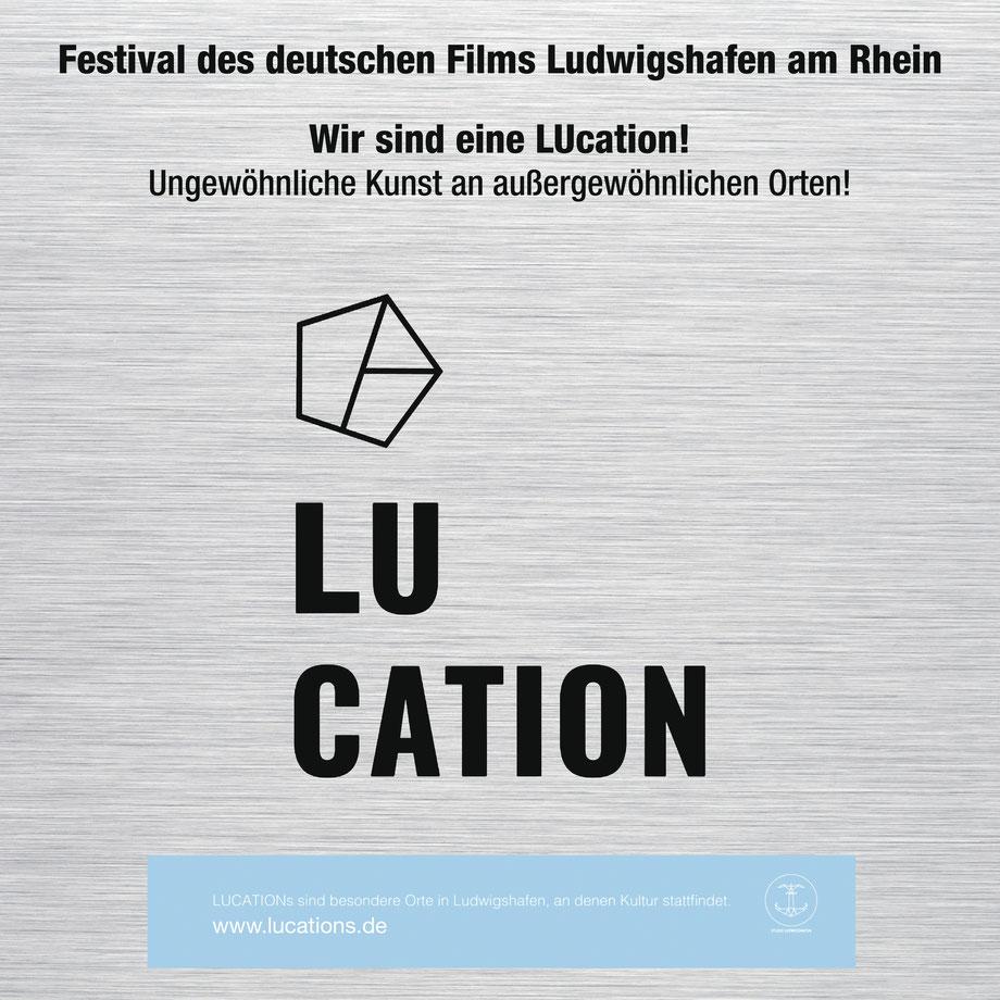 LUcation - Festival des deutschen Films Ludwigshafen am Rhein | seit 2017