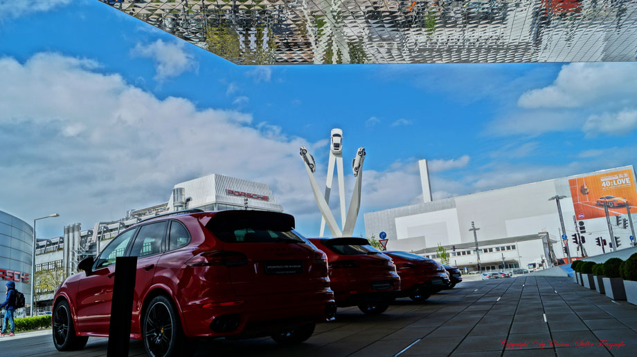 Porsche Zentrum Stuttgart, Autos, Clasen/Stiller Fotografie, Stuttgart, Udo Clasen, Patrick Stiller, Rennsport, Motorsport, Porsche, Powermobil, Automobil,
