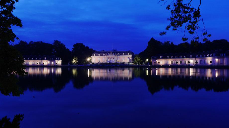 Die Farbe Blau, Clasen/Stiller Fotografie, Udo Clasen, Patrick Stiller, blau, Nachtaufnahme, Langzeitbelichting, Nachts, Mond, Sterne,
